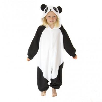Panda barn Kigurumi