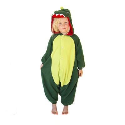 Dinosaurie barn Kigurumi