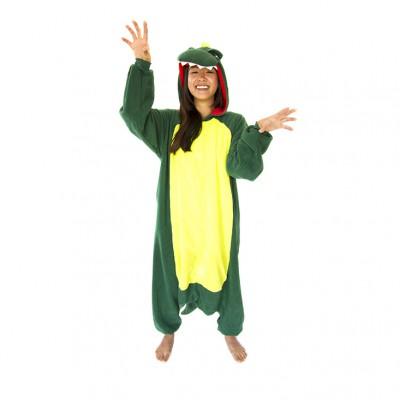 Dinosaurie Kigurumi 3