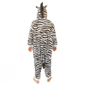 Zebra Kigurumi 1