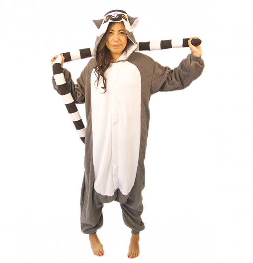 lemur kigurumi